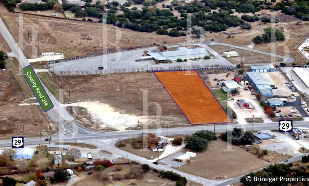 Liberty Hill / Sale / Hwy 29 Frontage