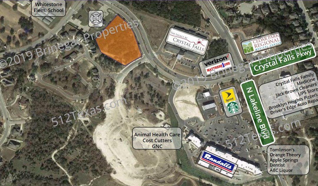 Leander / Sale / Retail Development Site