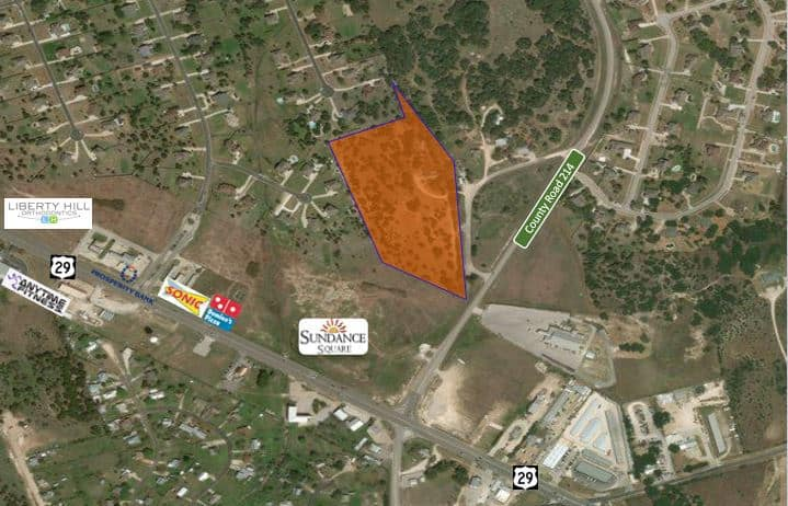 Liberty Hill / Sale / Commercial or Residential Land