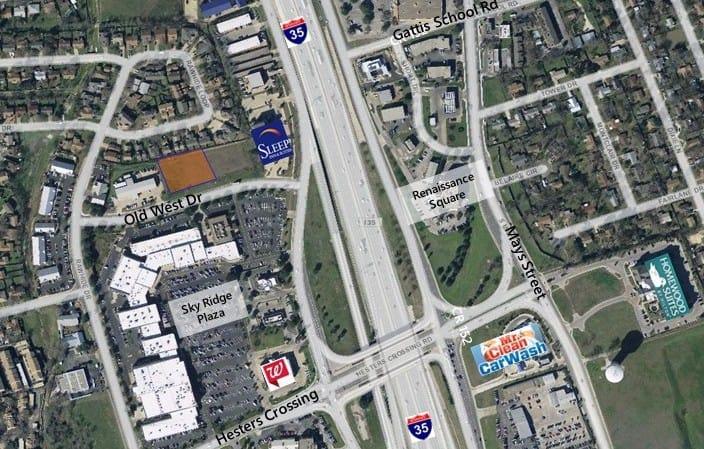 Round Rock / Sale / Development Opportunity Near Hesters Crossing