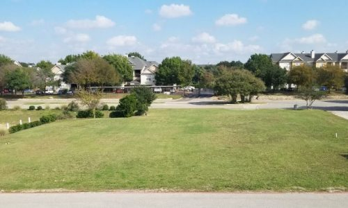 Round Rock / For Sale or Lease / Pad Site