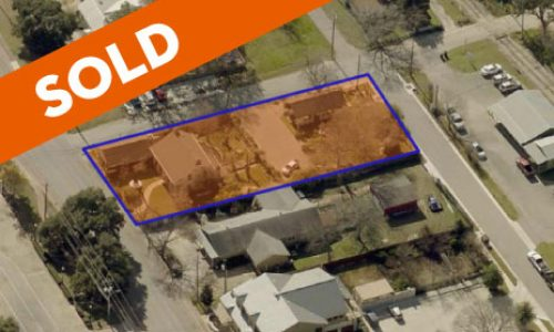 SOLD / Round Rock / Office 3098ft Bldg