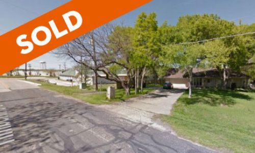 SOLD / Round Rock / 1.78AC