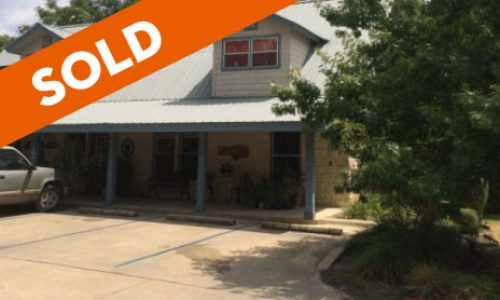 SOLD / Round Rock / Salon or Office