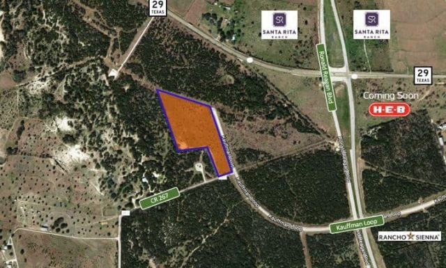 Georgetown / Sale / 13.793 Acres