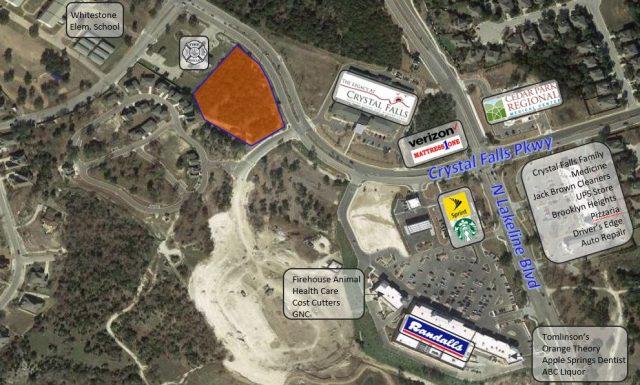 Leander / For Sale / Retail Development Site
