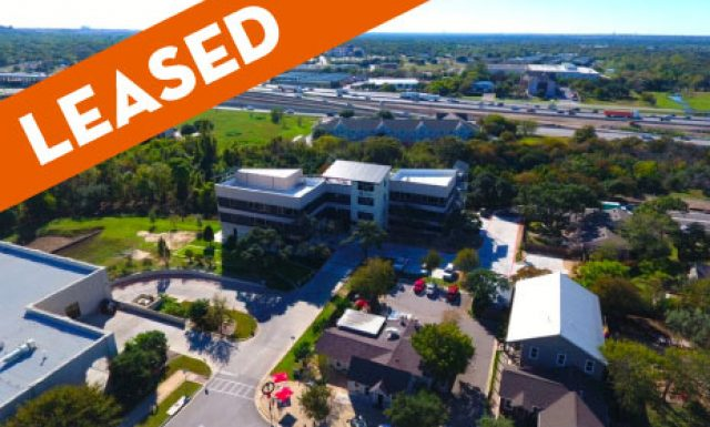 _LEASED / Round Rock / Premier Office Building