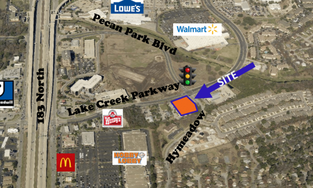 Austin / Sale / 1.48 AC Lighted Intersection
