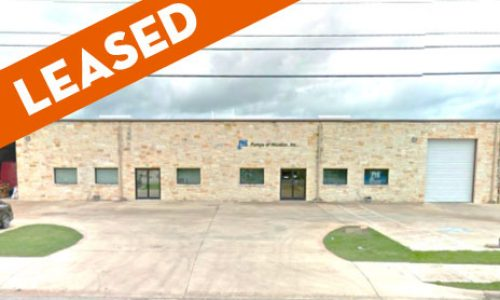 _Leased / Pflugerville / Office Warehouse Space