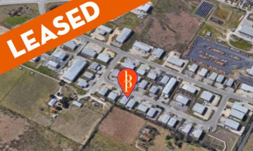 _LEASED / Pflugerville / Office Warehouse